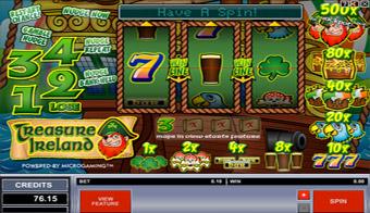 Slot games ireland