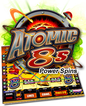 Power Spins Atomic slots